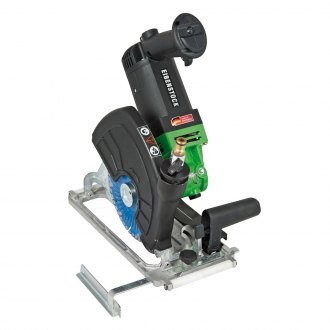 "CS Unitec® - 7"" Portable Wet/Dry Stone Saw with Dust Collection"