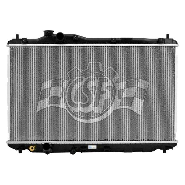 csf honda civic 2014 engine coolant radiator. Black Bedroom Furniture Sets. Home Design Ideas
