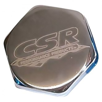 CSR Performance® - Polished Chrome Radiator Cap