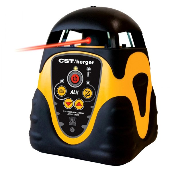 CST/berger® - Horizontal Rotary Laser with Detector