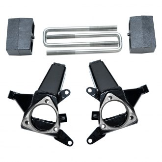 "CST Performance Suspension® - 4"" x 2"" Spindle Front and Rear Suspension Lift Kit"