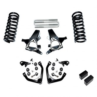 "CST Performance Suspension® - 7"" x 4"" Front and Rear Suspension Lift Kit"