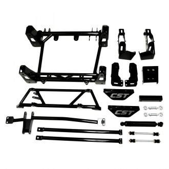 "CST Performance Suspension® - 6""-8"" x 4"" Front and Rear Suspension Lift Kit"