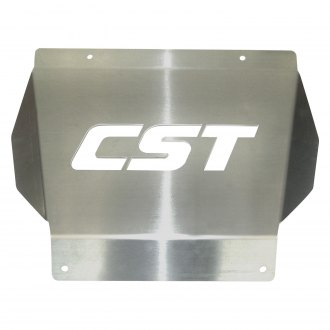 CST Performance Suspension® - Front Aluminum Skid Plate with Logo
