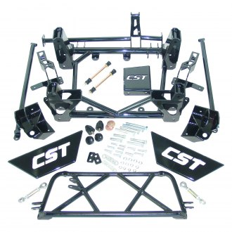 "CST Performance Suspension® - 9""-11"" 9""-11"" Adjustable Front and Rear Front and Rear Suspension Lift Kit"