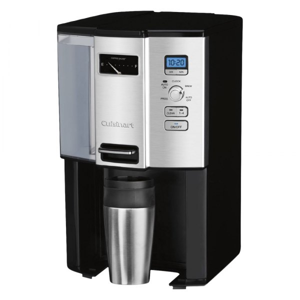 Cuisinart Coffee Maker Light On Wonot Brew : Cuisinart DCC-3000 - Coffee on Demand 12-Cup Programmable Coffeemaker