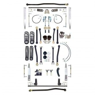 Currie® - Johnny Joint 4 Suspension Lift Kit
