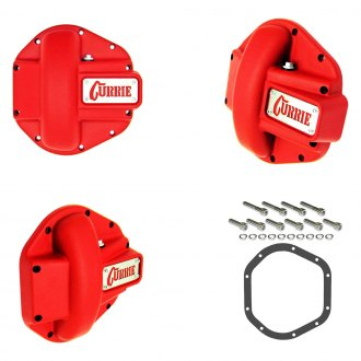 Currie® - Rear Differential Cover