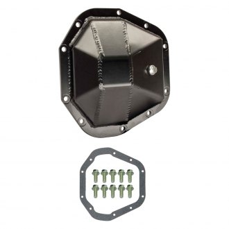 Currie® - RockJock™ Steel Differential Cover
