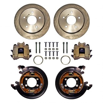"Currie® - 11"" Explorer Disc Brake Kit"