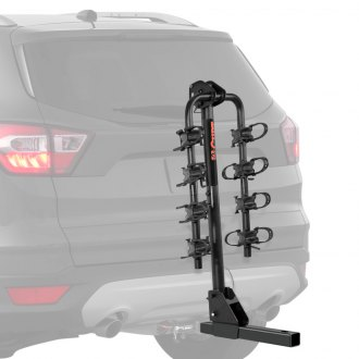 "CURT® - Towable Extendable Hitch Mount Bike Rack (4 Bike Fits 2"" Receivers)"