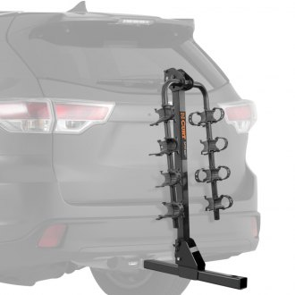 "CURT® - Towable Hitch Mount Bike Rack (4 Bike Fits 2"" Receivers)"