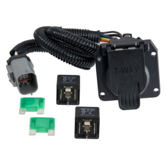 CURT® - T-Connector (4-Wire to 7-Wire Upgrade Kit)