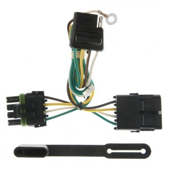 1997 chevy tahoe hitch wiring harnesses  adapters  connectors 1999 chevy tahoe trailer wiring diagram 2003 chevy tahoe trailer wiring diagram