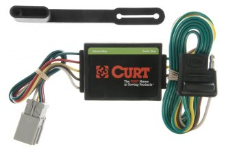 CURT® 55336 - T-Connector (3-Wire System with Converter)