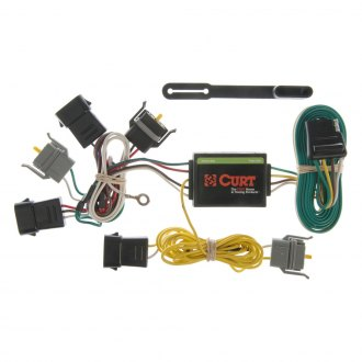 CURT® - T-Connector (4-Way Flat)