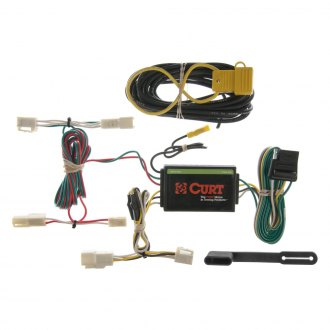 CURT® - Towing Wiring Harness
