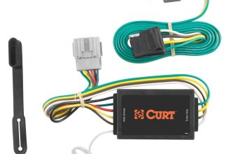CURT® 56029 - T-Connector (3-Wire System with Powered Converter)