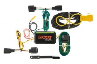 CURT® 56150 - 3 Wire T-Connector (with 3-Wire System with Powered Converter)