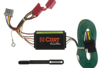 CURT® 56161 - T-Connector (3-Wire System with Heavy Duty Powered Converter)