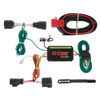CURT® - T-Connector (3-Wire System with Heavy Duty Powered Converter)