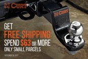 CURT Special Offers