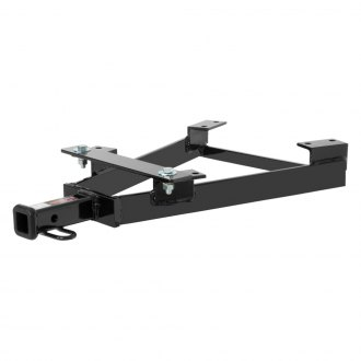"CURT® - Class 1 Concealed Trailer Hitch with 1-1/4"" Receiver Opening (W/O Insert, 2000/200 Weight Capacity)"
