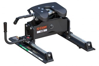 CURT® - A16 Series 5th Wheel Hitch Head with Roller