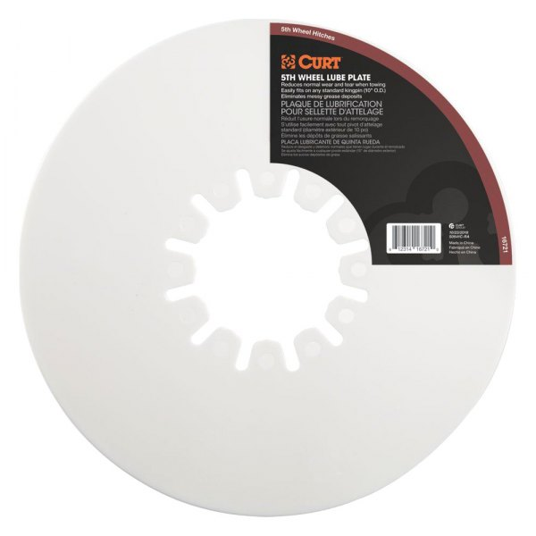 "CURT® - 10"" Lube Plate"
