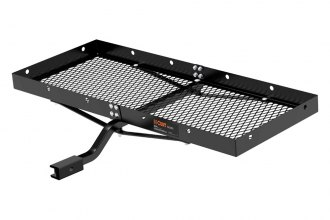 "CURT® - 48""x20x2-3/4"" Tray Cargo Carrier with Folding Shank"