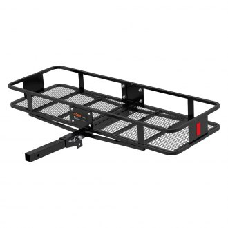 "CURT® - Basket Cargo Carrier with Folding Shank for 2"" Receivers"