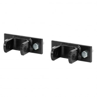 CURT® - Replacement Bumper Brackets for Adjustable Tow Bar