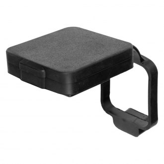 "CURT® - Black Plastic Hitch Cover for 2"" Receivers"