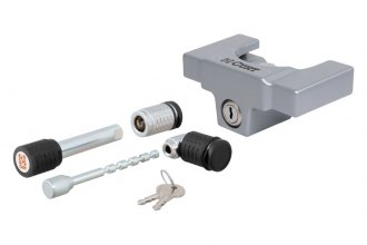 CURT® - Hitch and Coupler Lock Set