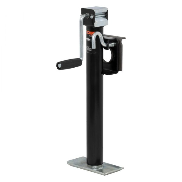 CURT® - Bracket Mount Sidewind Swivel Jack