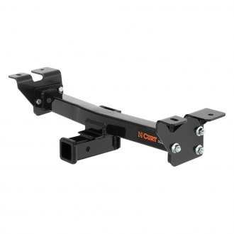 "CURT® - Class 3 Concealed Front Trailer Hitch with 2"" Receiver Opening"
