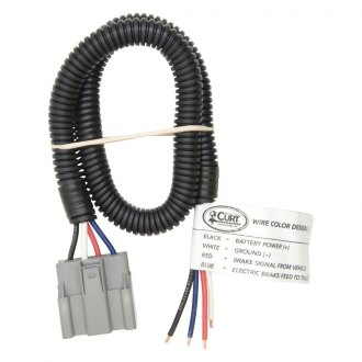 CURT® - Brake Control Harness with Pigtails
