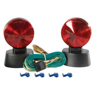 CURT® - Magnetic Base Towing Light Kit