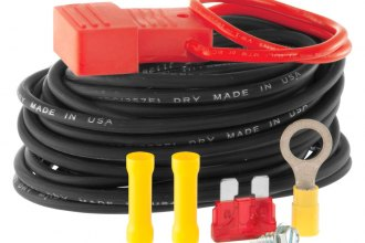 CURT® - Powered Converter Wiring Kit