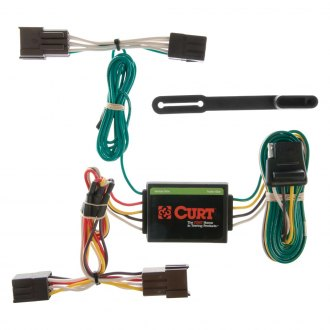 CURT® - T-Connector (3-Wire System with Converter)