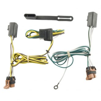 2007 gmc acadia hitch wiring harnesses adapters connectors. Black Bedroom Furniture Sets. Home Design Ideas