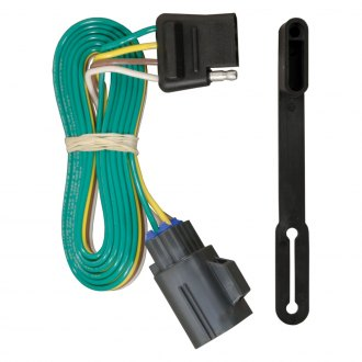 56245_6 2013 gmc acadia hitch wiring harnesses, adapters, connectors Wiring Harness Diagram at eliteediting.co