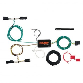 Outstanding Ford Edge Hitch Wiring Harnesses Adapters Connectors Wiring Digital Resources Funapmognl