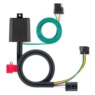hyundai santa fe hitch wiring harnesses adapters connectors rh carid com
