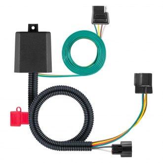 2009 hyundai santa fe hitch wiring harnesses adapters connectors rh carid com Subaru Impreza Trailer Wiring Harness Jeep Wrangler Trailer Wiring Harness