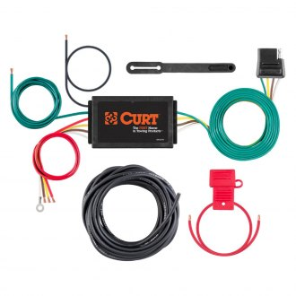 CURT® - Powered 3-to-2-Wire Tail Light Converter
