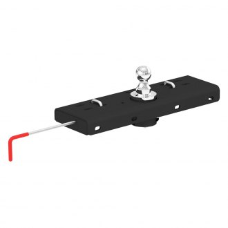 CURT® - Double Lock Gooseneck Hitch
