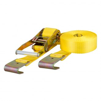 CURT® - Ratchet Strap with Flat Hook (10000 lbs)