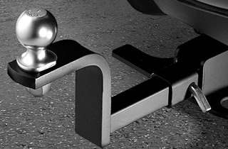 CURT® - Trailer Hitch Ball Mount