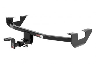 CURT® - Rear Trailer Hitch with Receiver Opening